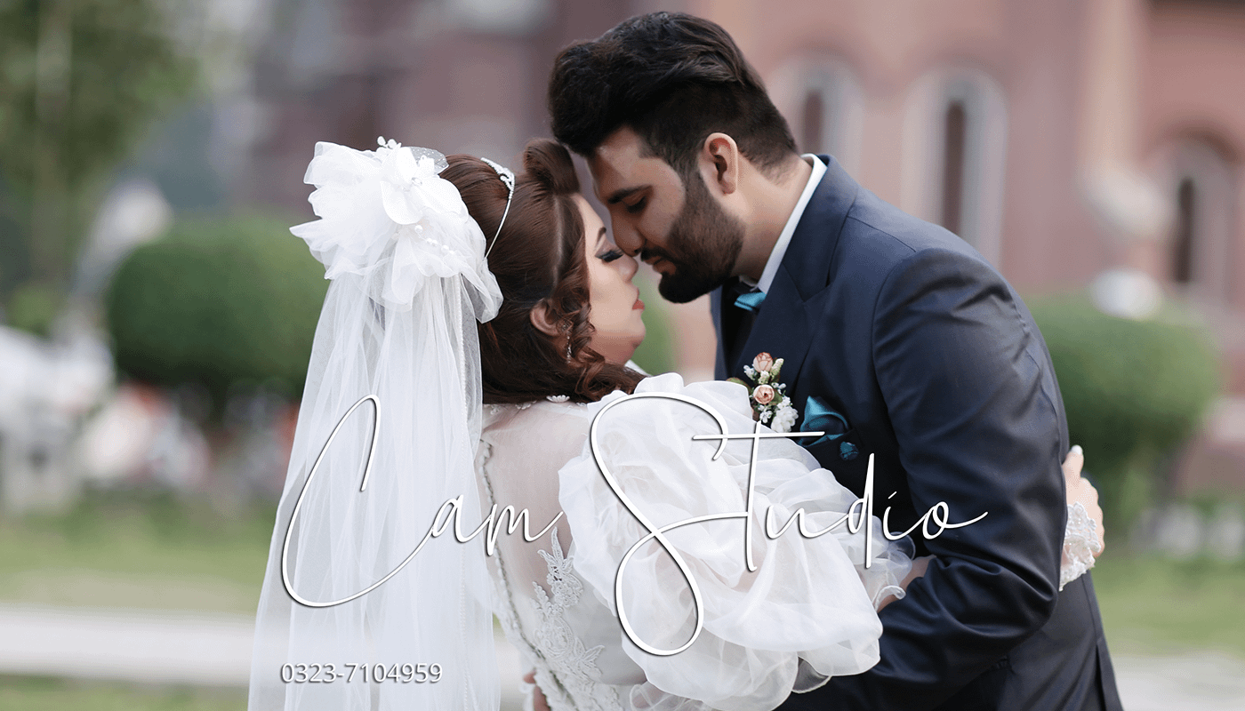 CAM STUDIO | Best Wedding Photography Studio in Lahore | Videography